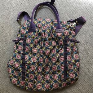 Ivivva by lululemon convertible tote bag